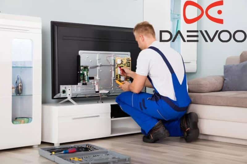 تعمیرات تلویزیون LED و LCD دوو