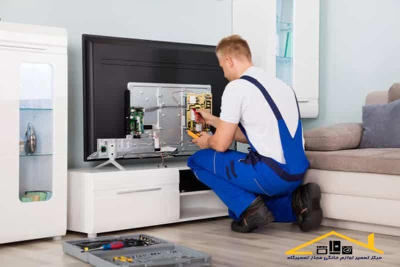 تعمیرات تلویزیون LED و LCD