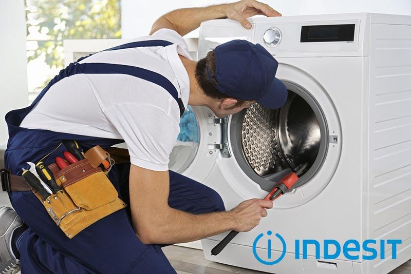 تعمیرات ماشین لباسشویی ایندزیت