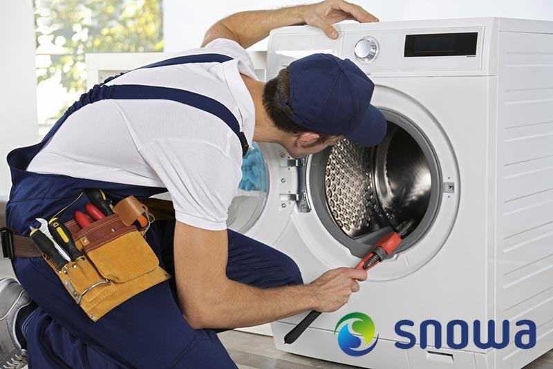نمایندگی تعمیرات ماشین لباسشویی اسنوا در لاهیجان