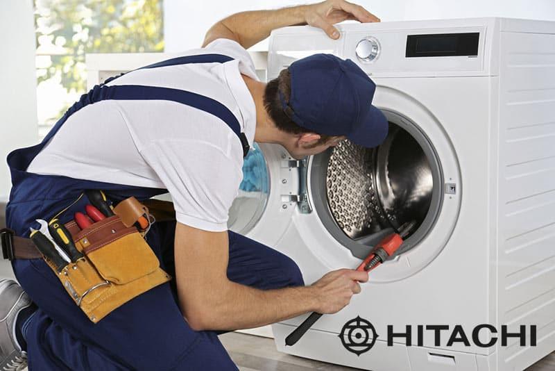 نمایندگی تعمیرات ماشین لباسشویی هیتاچی در قزوین