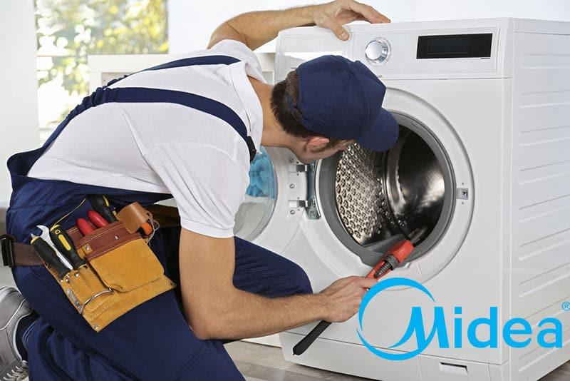 نمایندگی تعمیرات ماشین لباسشویی مدیا در بندر انزلی