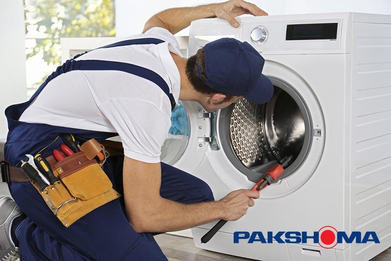 نمایندگی تعمیرات ماشین لباسشویی پاکشوما در نوشهر