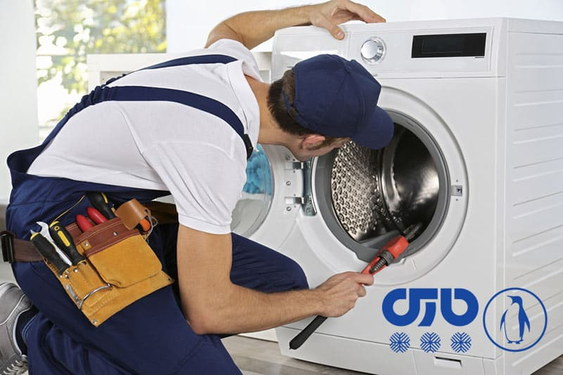 تعمیرات ماشین لباسشویی پارس