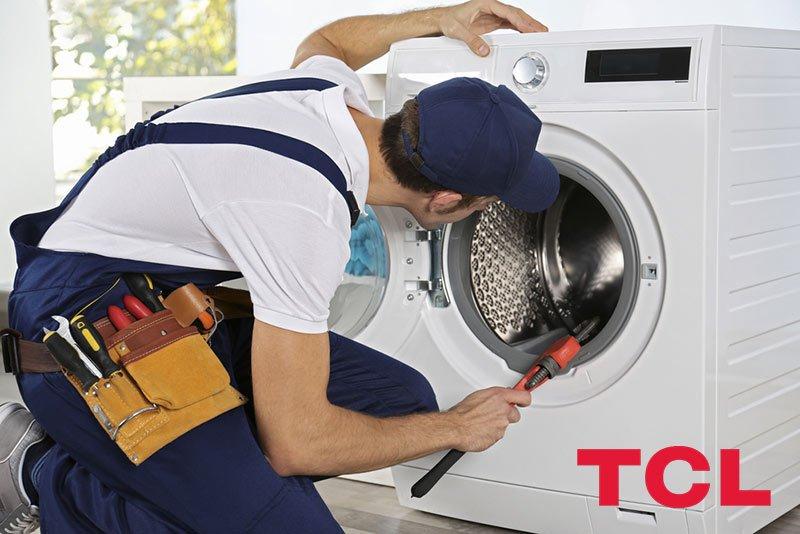 تعمیرات ماشین لباسشویی تی سی ال
