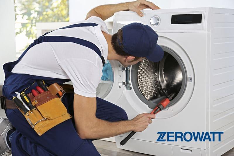 تعمیرات ماشین لباسشویی زیرووات