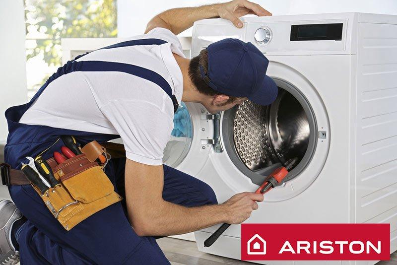 تعمیرات ماشین لباسشویی آریستون