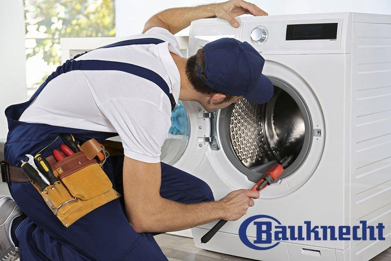 تعمیرات ماشین لباسشویی باکنشت