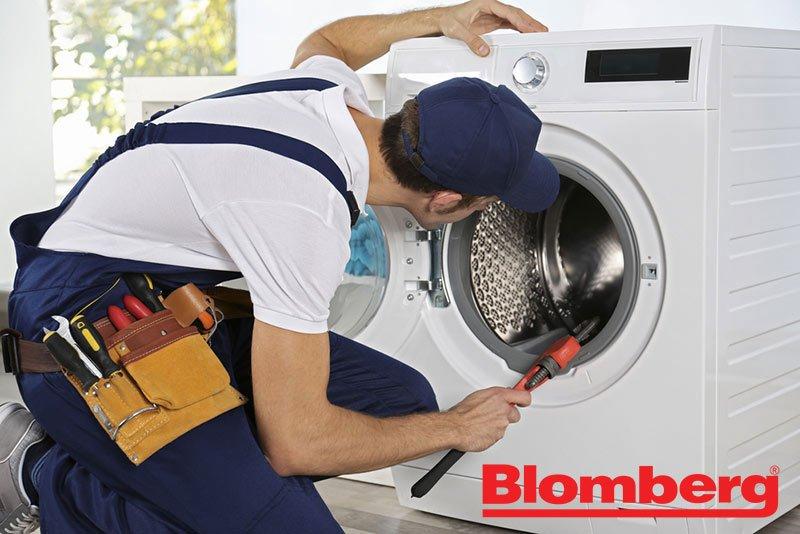 تعمیرات ماشین لباسشویی بلومبرگ