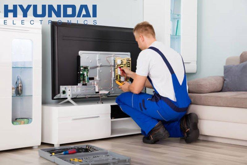 تعمیرات تلویزیون LED و LCD هیوندای