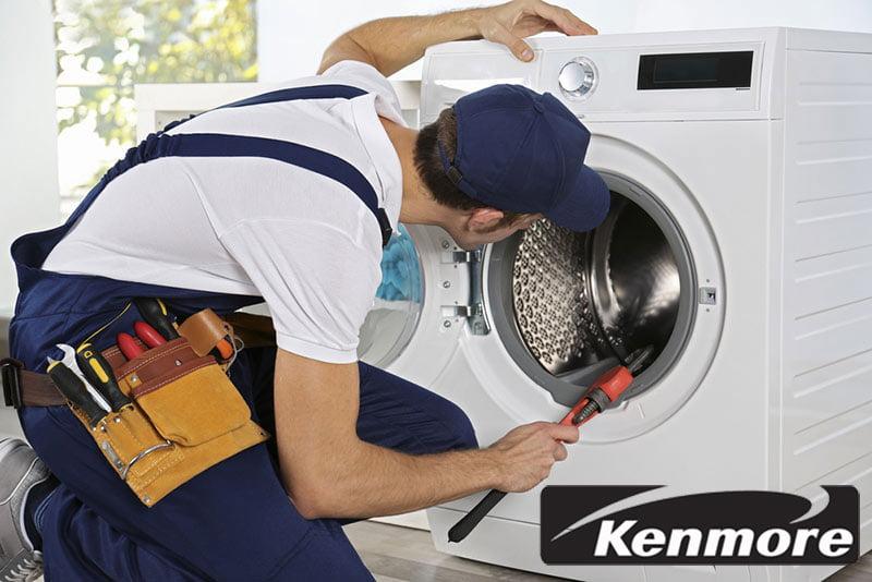 تعمیرات ماشین لباسشویی کنمور