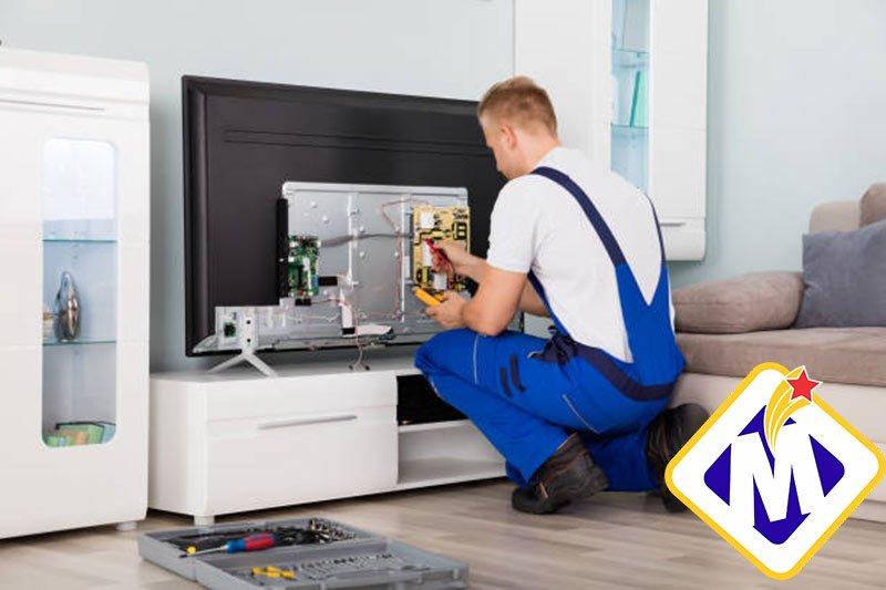 تعمیرات تلویزیون LED و LCD مجیک