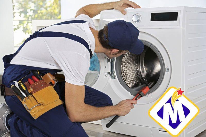 تعمیرات ماشین لباسشویی مجیک